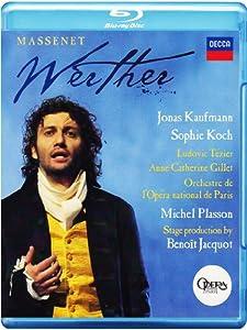 Massenet: Werther [Blu-ray]