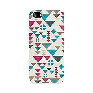 RAYITE Fusion Triangles Premium Printed Mobile Back Case For Apple iPhone 5/5s Apple iPhone 5,Apple iPhone 5s,Apple iPhone 5s Cover,Apple iPhone 5s Back Cover,Apple iPhone 5s Cases and Covers,Apple iPhone 5s 32 GB,Apple iphone 5s 16 GB,Apple Iphone 5s Case