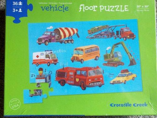 Crocodile Creek Puzzles front-975562