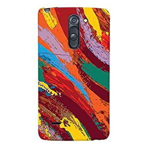 ColourCrust LG G3 Stylus / Optimus G3 Stylus Mobile Phone Back Cover With Colourful Pattern Style - Durable Matte Finish Hard Plastic Slim Case