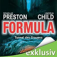 Formula: Tunnel des Grauens (Pendergast 3) Hörbuch von Douglas Preston, Lincoln Child Gesprochen von: Thomas Piper