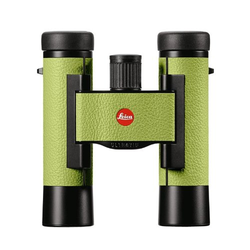 Leica 10X25 Ultravid Colorline Special Edition Binoculars (Apple Green)