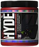 ProSupps Mr Hyde Intense Energy Pre Workout Pikatropin Free Formula, Berry Blast, 8.1 Ounce