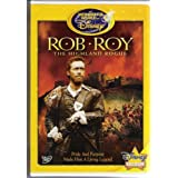 Rob Roy : The Highland Rogue ~ Richard Todd