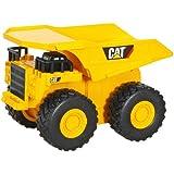 Toy State Caterpillar Push Powered Rev It Up Dump Truck