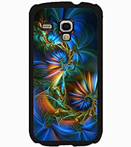 ColourCraft Abstract Image Design Back Case Cover for SAMSUNG GALAXY S3 MINI I8190