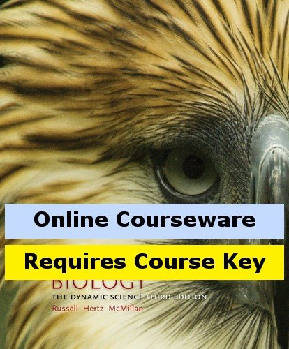Mindtap Online Courseware: Biology 2-Semester Access To Accompany Russell/Hertz/Mcmillan'S Biology: The Dynamic Science [Instant Access]