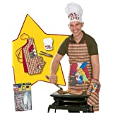 "United Labels 0112000 - Simpsons-Barbeque Set, 4-teiligvon ""United Labels"""