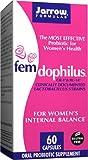 Jarrow Formulas Fem-Dophilus, 60 Capsules