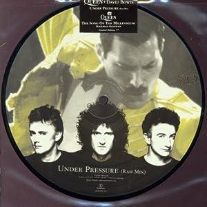 Under Pressure (Picture) [Vinyl Single]