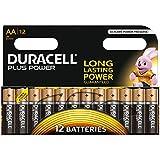 Duracell Plus Power, 12 Pezzi