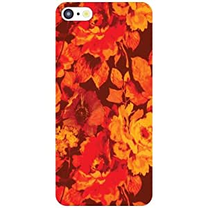 Printland Apple iPhone 5C Back Cover High Quality Designer Case