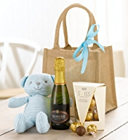 Baby Boy Celebration Gift Hamper