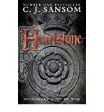 Heartstone by Sansom, C. J. ( AUTHOR ) Sep-03-2010 Hardback C. J. Sansom