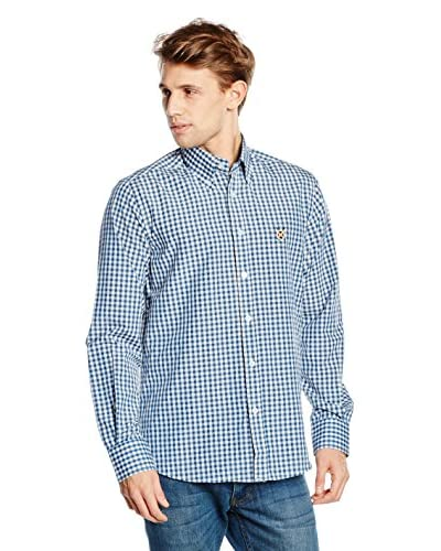 POLO CLUB CAPTAIN HORSE ACADEMY Camisa Hombre Gentle Sticks Trend Azul