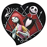 Disney Nightmare Before Christmas Jack and Sally in Heart Car Magnet