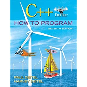C++ How to Program (7th Edition) by Harvey & Paul, Deitel & Deitel