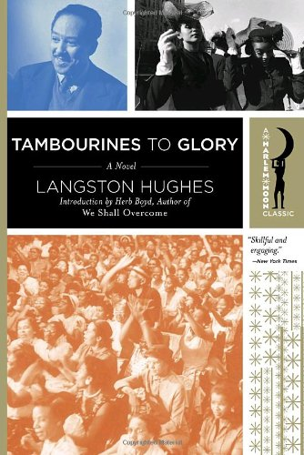 Tambourines to Glory: A Novel (Harlem Moon Classics)