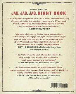 Jab, Jab, Jab, Jab, Jab, Right Hook. How to Tell Your Story in a Noisy World - Gary Vaynerchuk