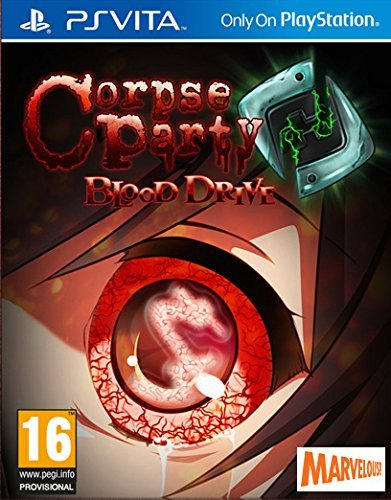 Corpse Party: Blood Drive (Playstation Vita)