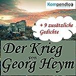 Der Krieg | Georg Heym