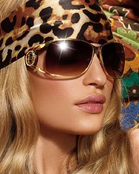 bebe com Nola Swarovski Crystal Sunglasses from bebe.com