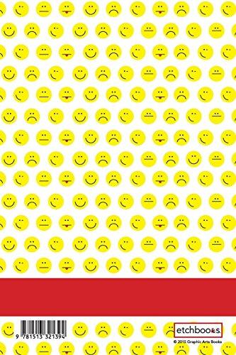 Etchbooks Desmond, Emoji, Graph