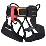 Black Diamond Kid's A-Bod Harness - Black - One Size