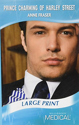 Prince Charming of Harley Street (Mills & Boon Largeprint Medical)
