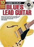 10 Easy Lessons Blues Lead Technic Bk...