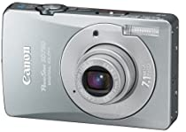 Canon PowerShot SD750 7.1MP Digital Elph Camera with 3x Optical Zoom (Silver)