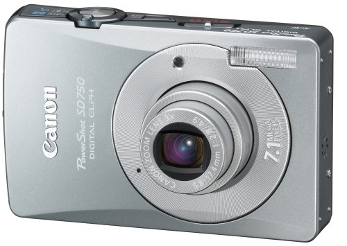 Canon PowerShot SD750 is one of the Best Ultra Compact Point and Shoot Digital Cameras for Child and Low Light Photos Under $200