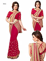 Gokul Vastra Saree (Pack of 5) (TL-90035_5_Pink)