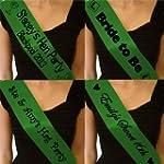 Personalisiert Gr�n Sch�rpe Green Sas...