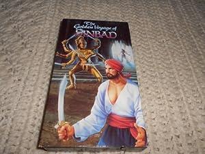 Golden Voyage of Sinbad [VHS]