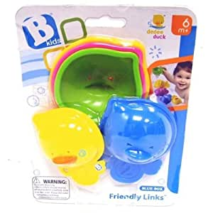buy b kids friendly links bathtub toy online at low prices in india. Black Bedroom Furniture Sets. Home Design Ideas