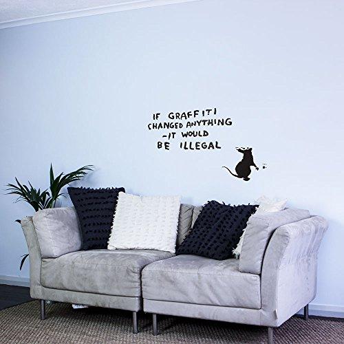 banksy-rat-graffiti-writer-wall-art-wandtattoo