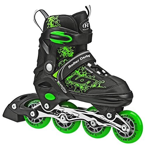Roller-Derby-ION-72-Boys-Adjustable-Inline-Skates-I145B