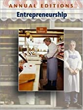 Annual s Entrepreneurship 6 by Robert Price