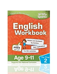 Bright Sparks Key Stage 2 English Workbook