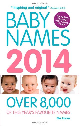 Baby Names 2014: Over 8,000 of This Year's Favourite Names