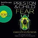 Fear: Grab des Schreckens (Pendergast 12) Audiobook by Douglas Preston, Lincoln Child Narrated by Detlef Bierstedt