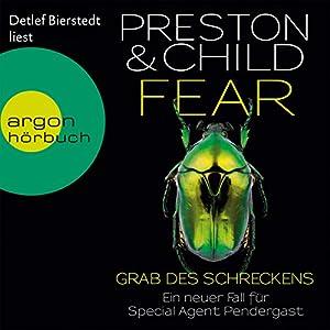 Fear: Grab des Schreckens (Pendergast 12) Audiobook