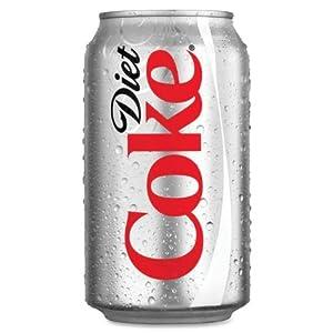 Diet Coke, 12 oz. can (CCR1003)