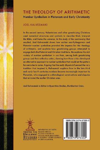 Theology of Arithmetic (Hellenic Studies Series)