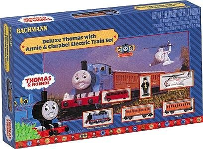 Bachmann 644 Thomas Deluxe Train Set