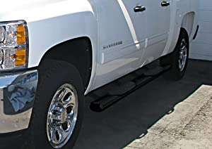 2014 Chevy Silverado Running Boards