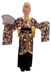 Geisha Girl - Childrens Fancy Dress Costume - Large - 134 to 146cm