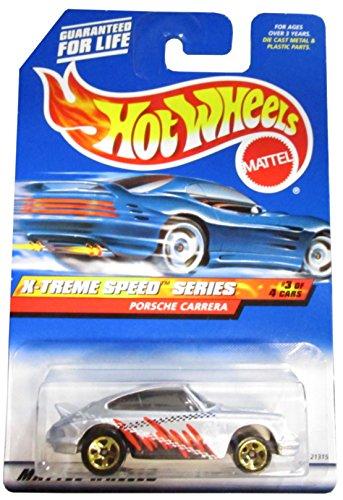 Hot Wheels Porsche Carrera #967 X-Treme Speed Series #3 of 4 Year: 1999