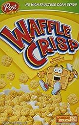 Post Waffle Crisp - 11.05 oz